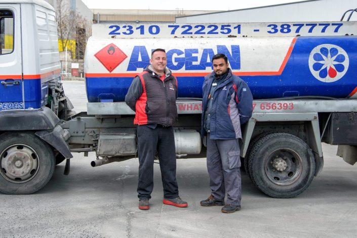 Vogiatzis Power Fuels | Πρατήριο Σίνδος