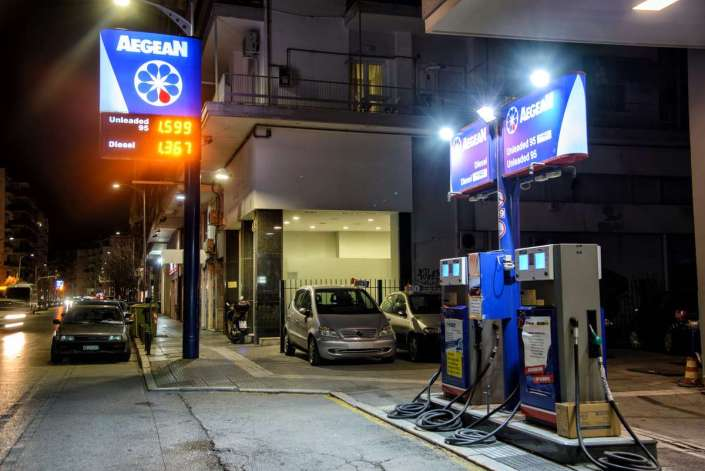 Vogiatzis Power Fuels | Πρατήριο Όλγας