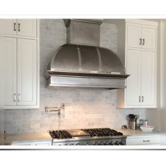 Kitchen Sinks Houzz With Drainboard Built In Range Hood Installation Photos | Custom Photo ...