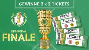 Vier Tickets Fürs Pokalfinale Zu Gewinnen