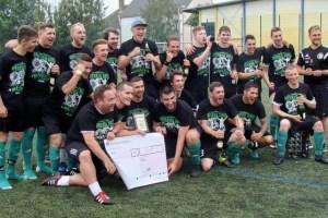 Staffelsieger der Kreisliga, Staffel 2 – Aufsteiger in die Sparkassenvogtlandklasse – SV Merkur 06 Oelsnitz 2
