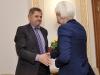 Bürgermeister Gerd Grüner zu Gast bei »Prominente im Gespräch«