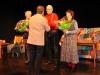 Premiere des Stückes »Weit weg von Hagedingen« in Vogtlandhalle Greiz