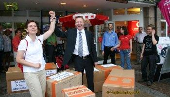 Christoph Matschie (SPD) will Bildungsmauer einreißen
