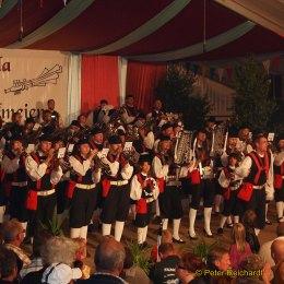 7. Musikgala der Schalmeien in Kleinreinsdorf eine Musikshow der Superlative