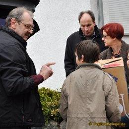 Freie Regelschule Reudnitz übergibt Sachspenden für Hilftstransport nach Brest.
