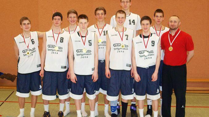 Basketball, Landesfinale bei »Jugend trainiert für Olympia«