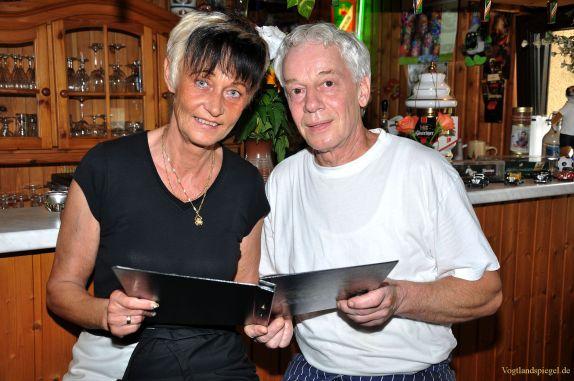 Silvia und Horst Schulz