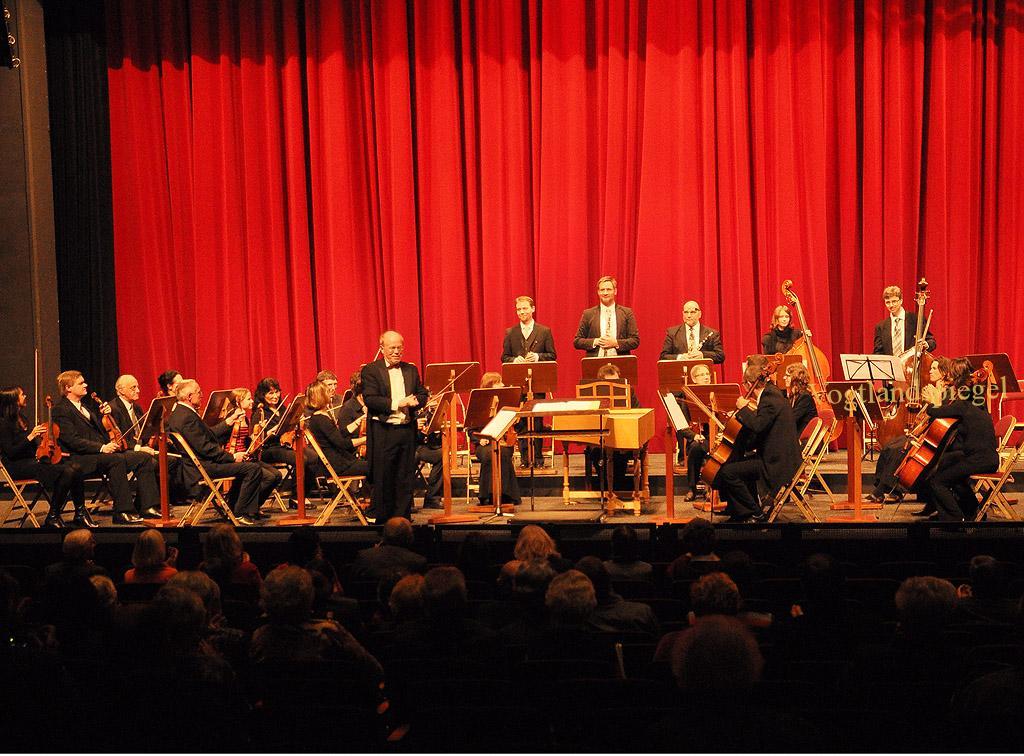 Festkonzert des Greizer Collegium musicum e.V. in der Vogtlandhalle