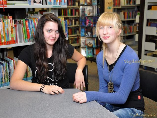 Greizer Gymnasiastin Paula Kluge wusste sich zu helfen