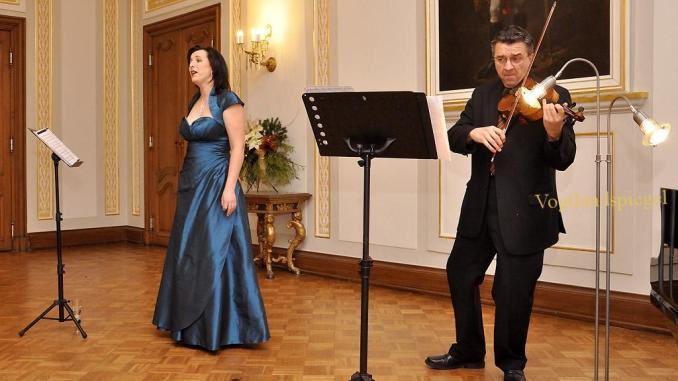 Neujahrskonzert im Unteren Schloss mit Trio Romantico