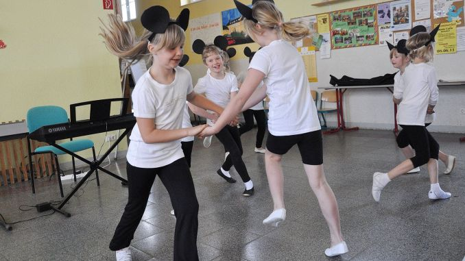Frühlingskonzert an Mohlsdorfer Grundschule