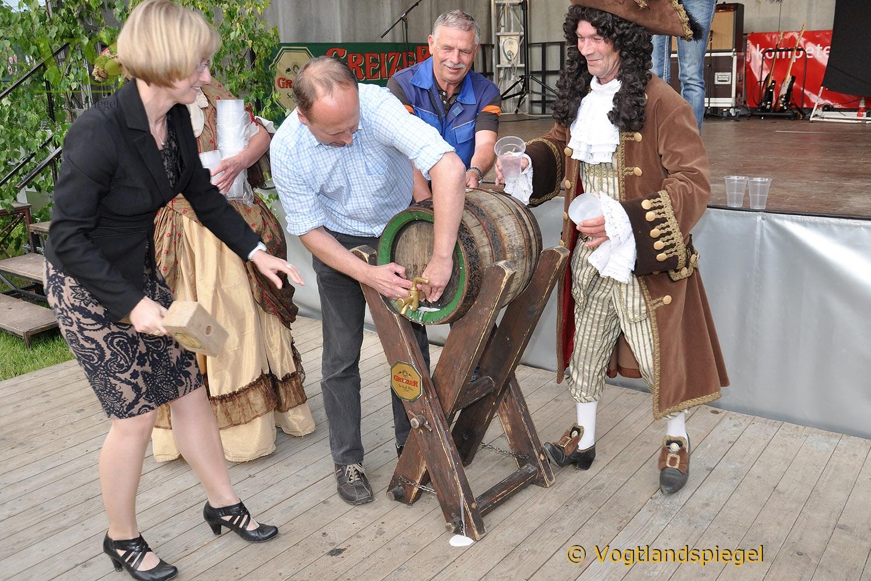 Greizer Park-und Schlossfest 2013