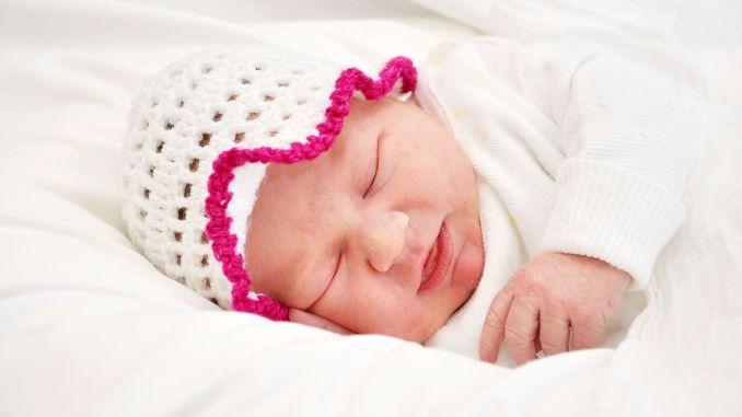 Leonie wurde am Montag geboren