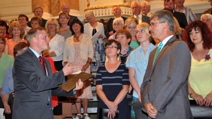Musikalisches und Kulinarisches zur Orgelnacht an Greizer Stadtkirche »St. Marien«