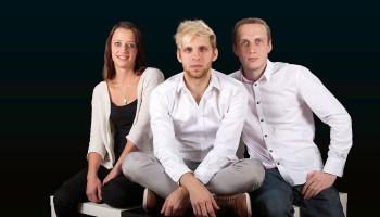 Junges Unternehmen feiert erfolgreiches erstes Jahr