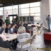 2. Zukunftswerkstatt in der Vogtlandhalle Greiz