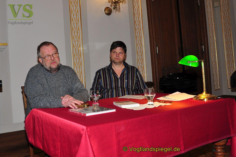 »Schöne Grüße aus der DDR« im Weißen Saal des Greizer Unteren Schlosses ausgerichtet
