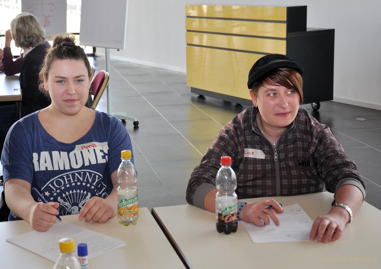 3.Zukunftswerkstatt in der Vogtlandhalle Greiz
