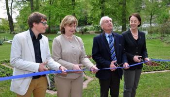 Christian Lentz bleibt dem Fürstlich Greizer Park erhalten