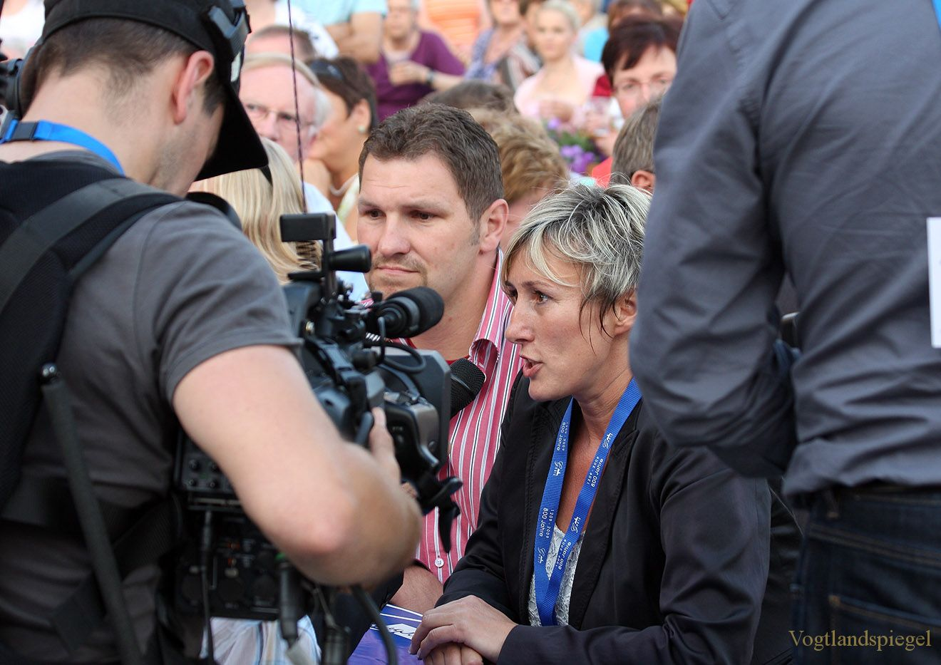 MDR-Show – Gemeinsam gegen die Flut in Greiz