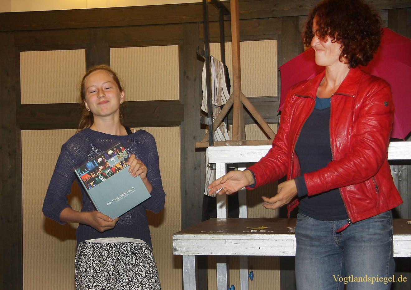 Theaterherbst-Bergfest im Greizer Rathaussaal