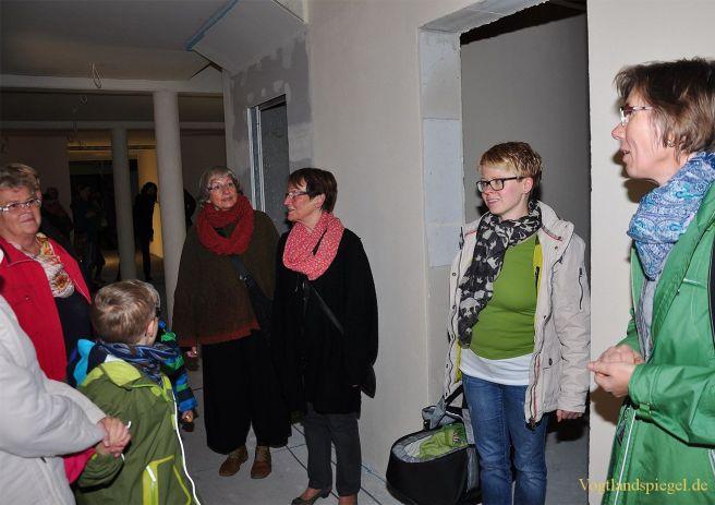 Kindergarten in der Greizer Neustadt öffnet zum Baustellenrundgang