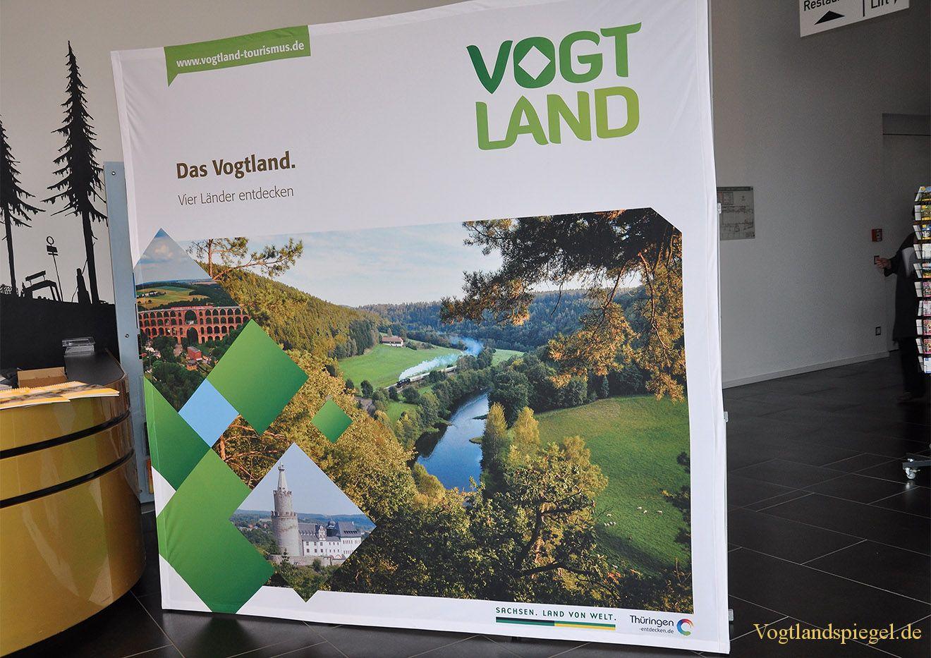 Fusion des sächsischen und des thüringischen Vogtland-Tourismusverbandes vollzogen