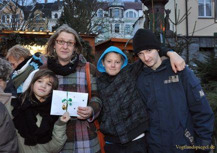 Greizer Weihnachtsmarkt 2014