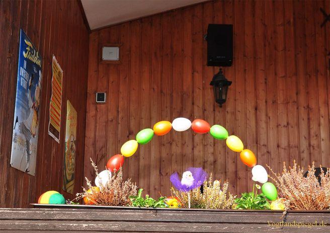 Mode & Showteam lud zum Osterfest ein