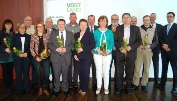 Tourismusverband Vogtland wählte seinen Vorstand