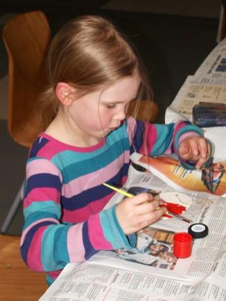 Sportliche Ostereiersuche für Greizer Kindergartenkinder