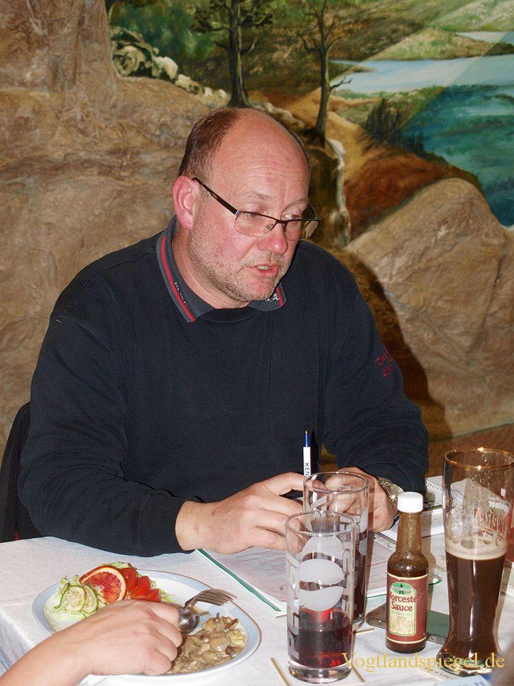Historischen Rennsportclub Greiz-Neumühle - Thomas Roth