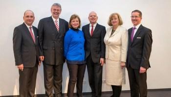 Führungswechsel in der Sparkasse Gera-Greiz