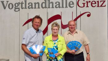 Große Musiknacht zum Greizer Park-und Schlossfest