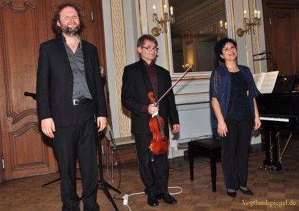 Musikalischer Vortragsabend über Leben und Werk von Johannes Brahms