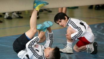 Neues Ringkampfjahr beginnt in Jena