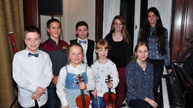 "Sieben Musikschüler stellen sich Regionalwettbewerb ""Jugend musiziert"""