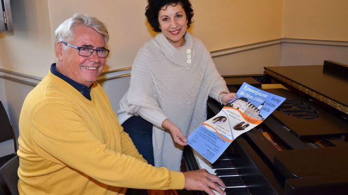 Neue Reihe: Kammerkonzerte im Oberen Schloss Greiz