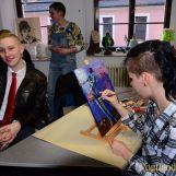 Zusammengekommen: Ulf-Merbold-Gymnasium und Ernst-Arnold-Schule