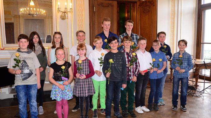 Musikschule Greiz: Den Frühling herbei musiziert