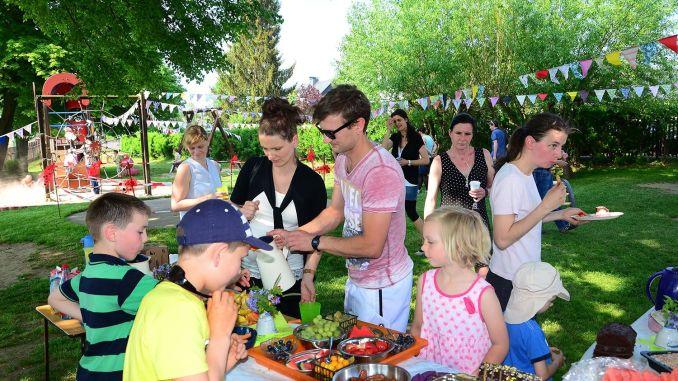 Moschwitzer Kindergarten Spatzennest erstrahlt in neuem Glanz
