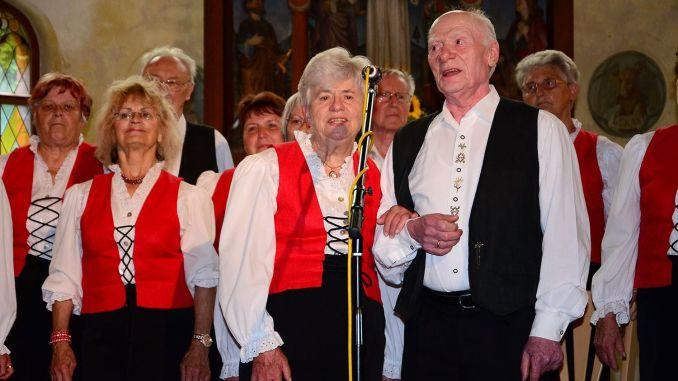 Volkskunstensemble Greiz: Lieder sind Quellen der Freude