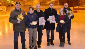 Eissportfläche der Stadt Greiz empfängt 950.000. und 950.001 Besucher
