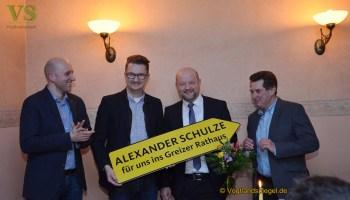 CDU-Ortsverband Greiz: Alexander Schulze einstimmig als Bürgermeisterkandidat nominiert