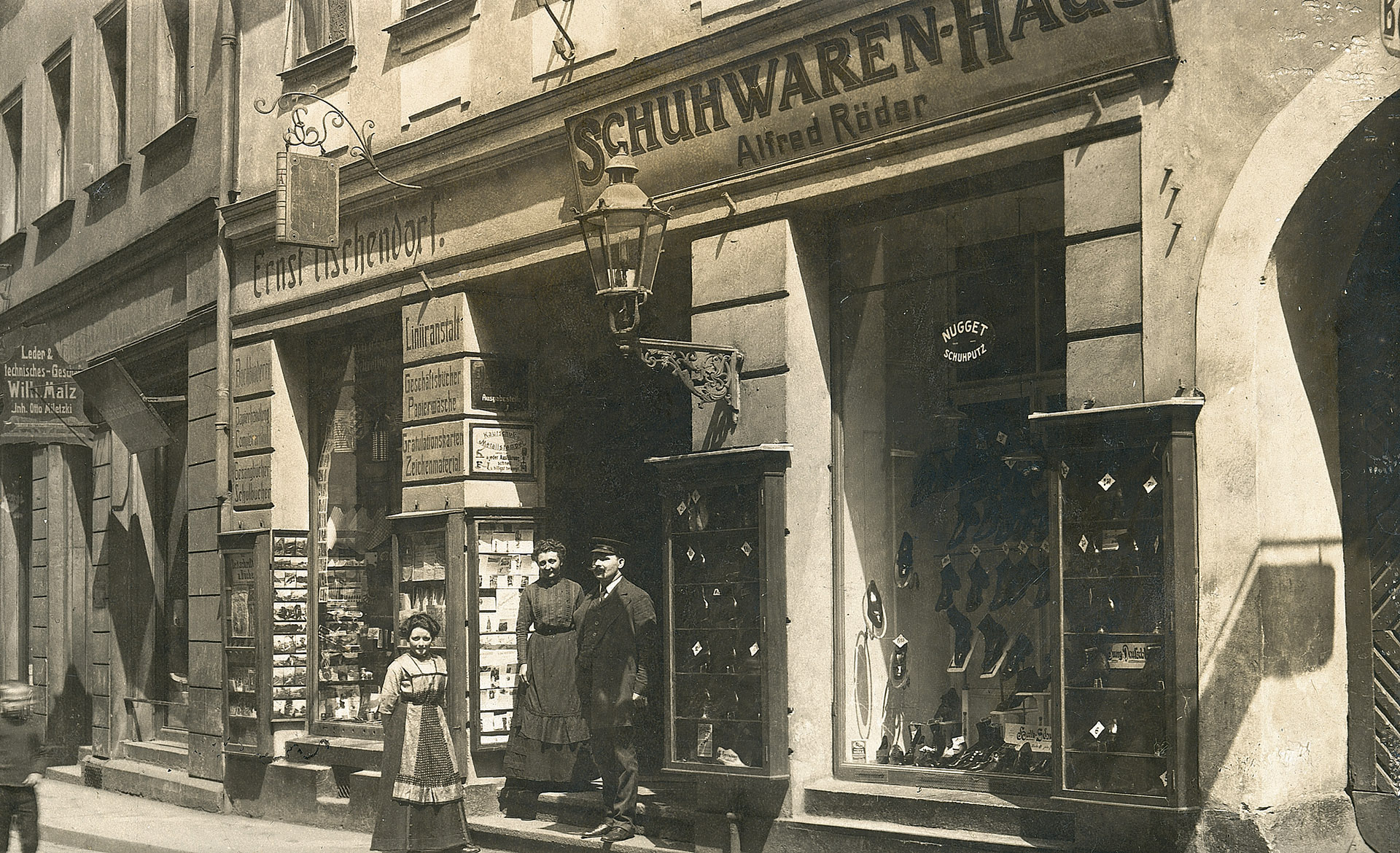 Tischendorf: Ein Unternehmen mit langer Tradition