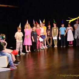 Vogtlandhalle Greiz: 22. Schülertheatertage des Landkreises Greiz eröffnet