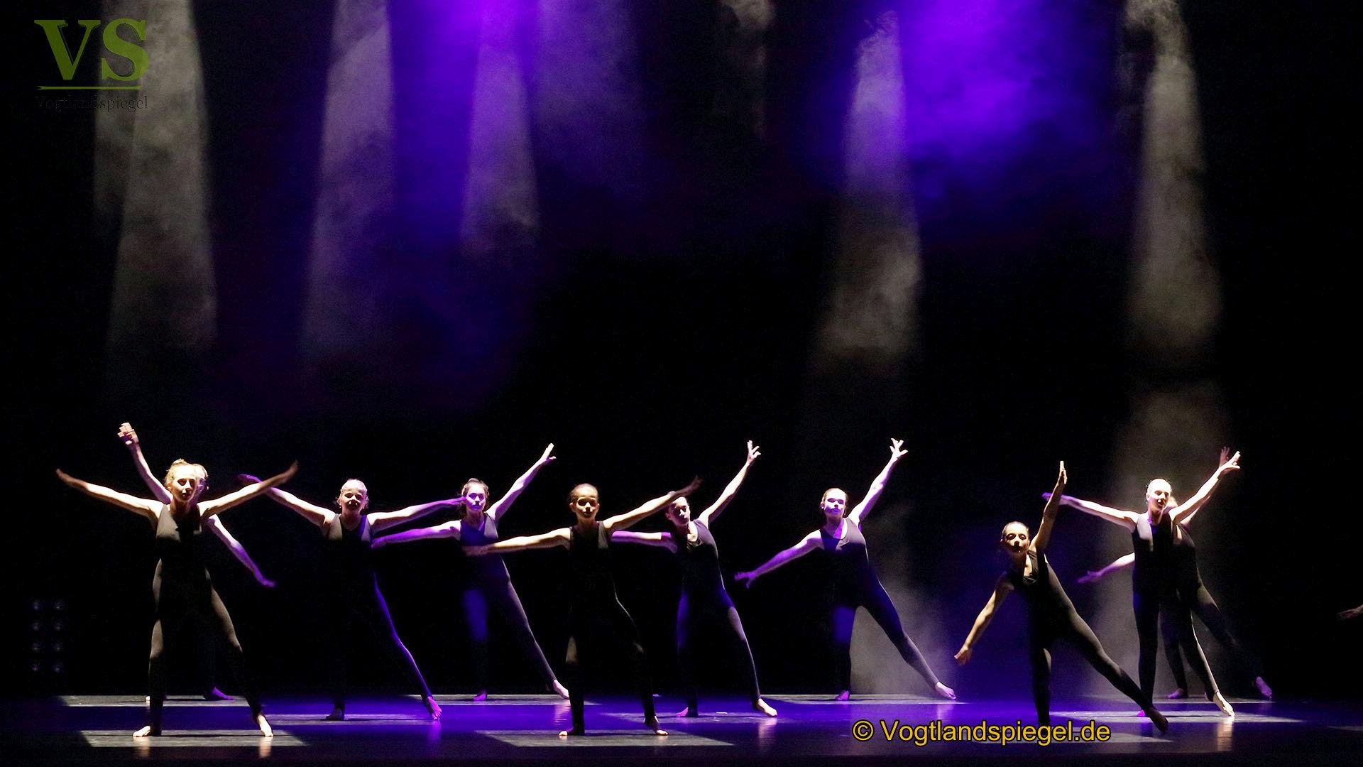 Vogtlandhalle Greiz: Glanzvolle Gala der Tanzklassen tanz(un)art