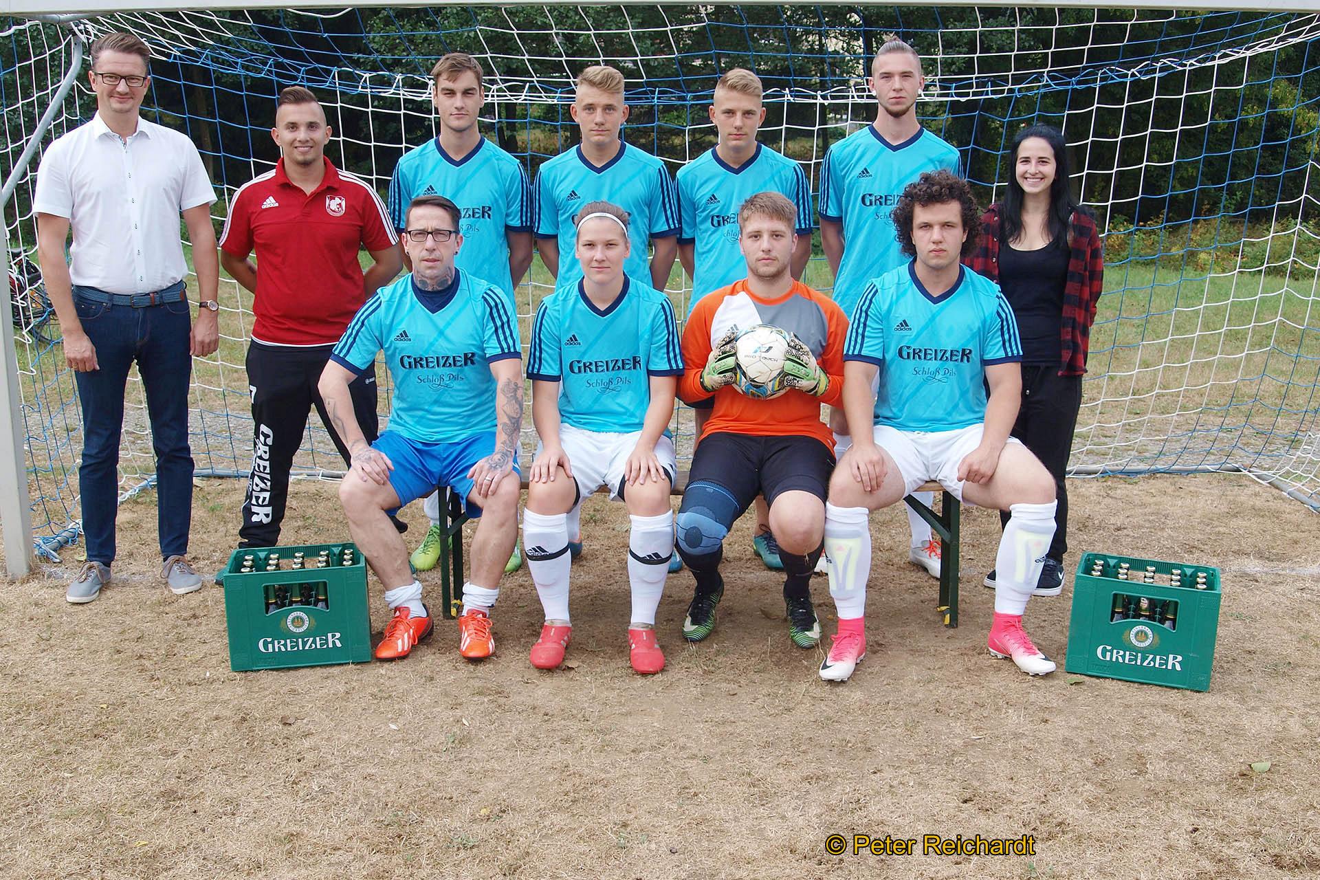 Neumühle/Elster: FC Bolzer Triebes ist Dorfmeister im Fußball