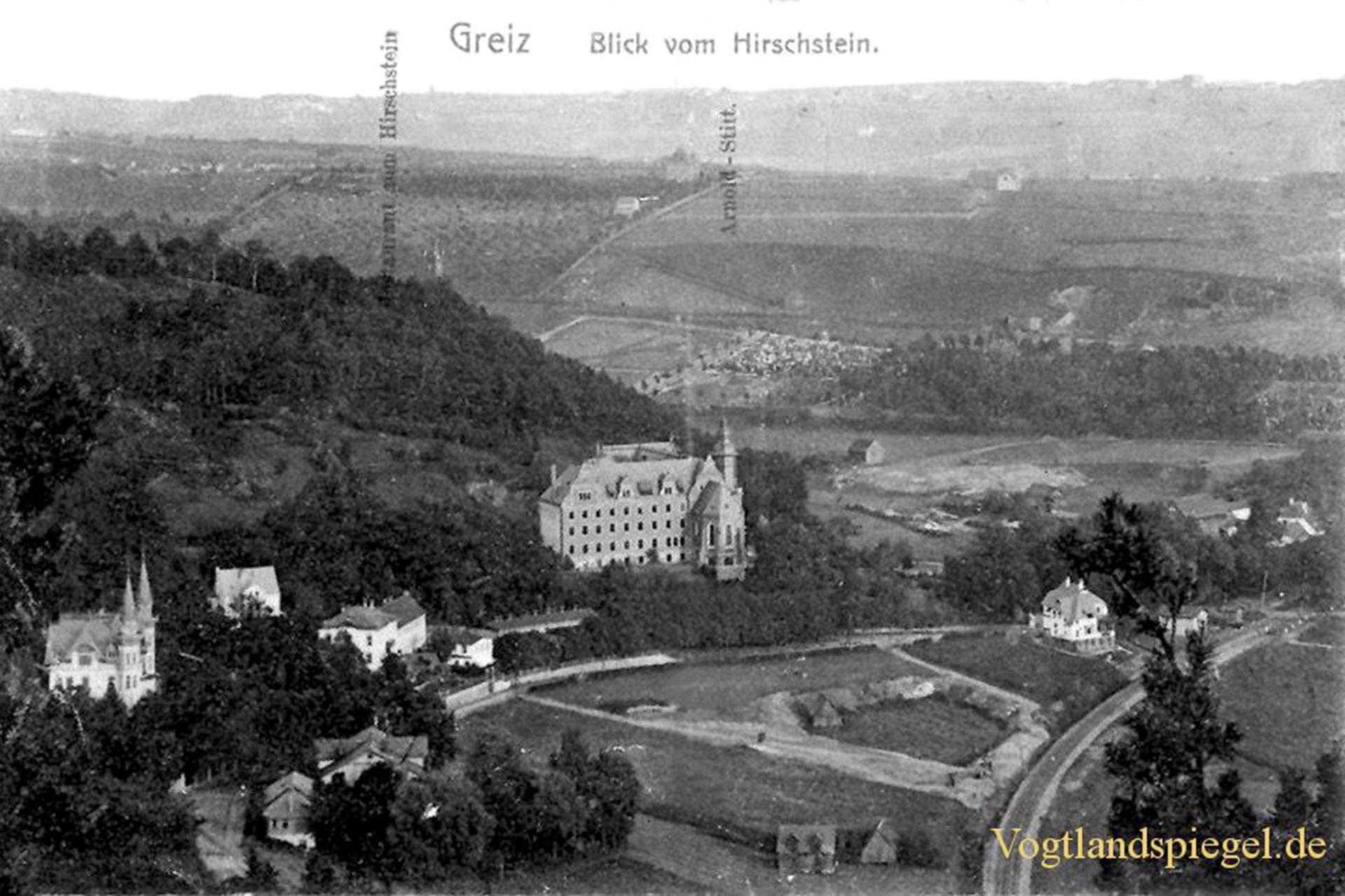 Der Hirschstein